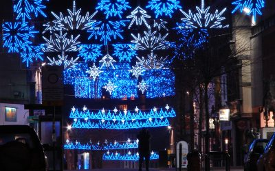 We love Christmas in Gloucester…